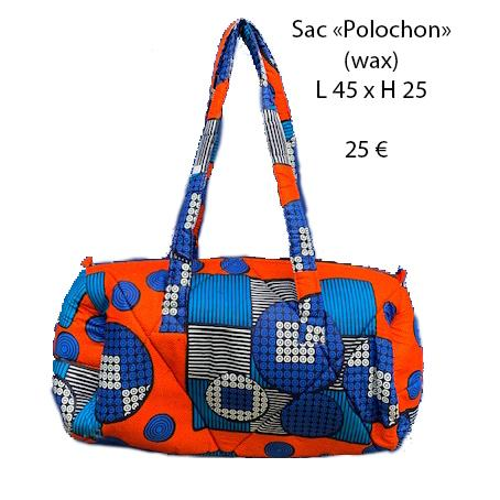 055 sac polochon
