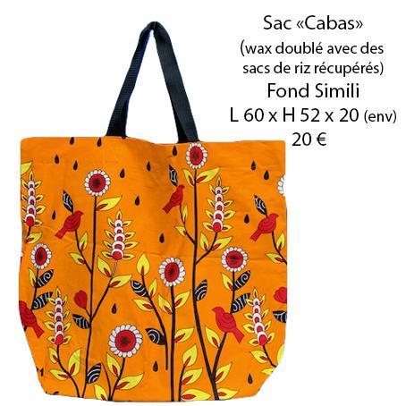 221 sac cabas