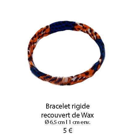 356 bracelet wax