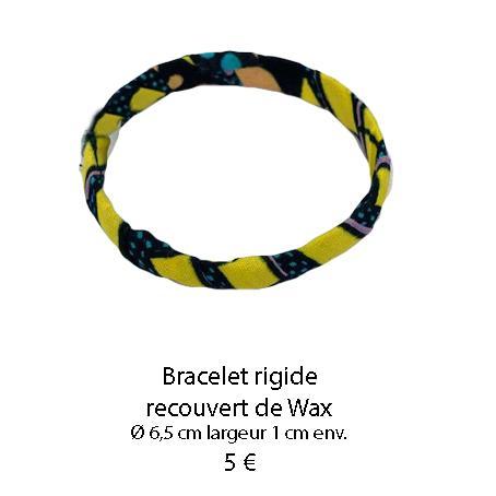 362 bracelet wax