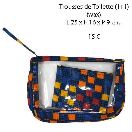 481trousse de toilette 1 + 1