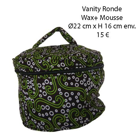 484 vanity ronde
