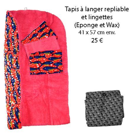 530 tapis a langer