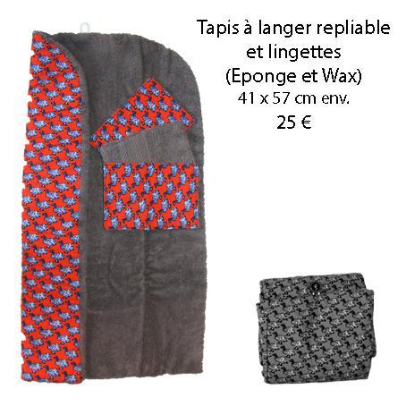 531 tapis a langer