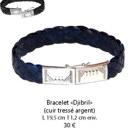 582 bracelet cuir djibril