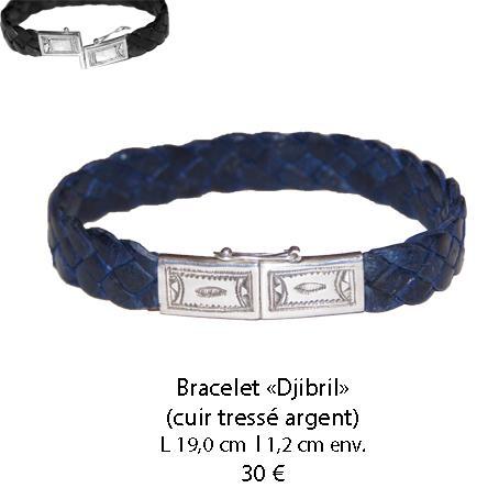 588 bracelet cuir djibril