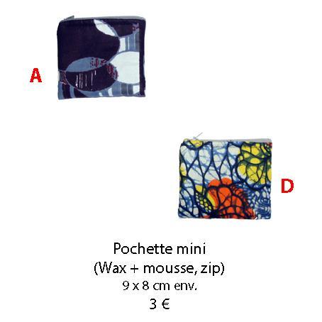 633 pochette mini