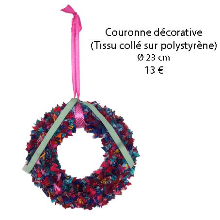640 couronne decorative