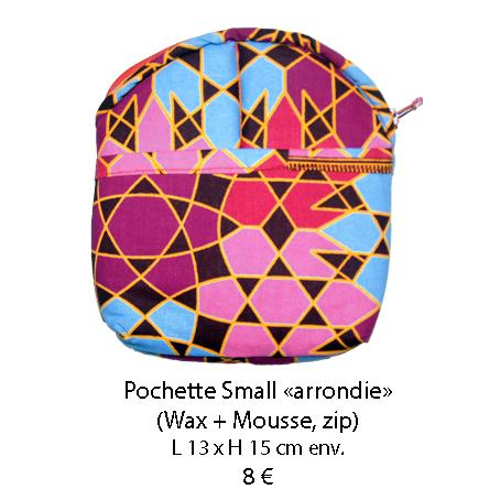 769 pochette small arrondie