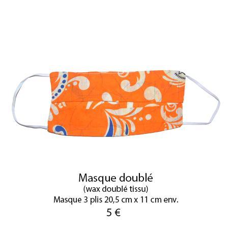 867 masque 3 plis