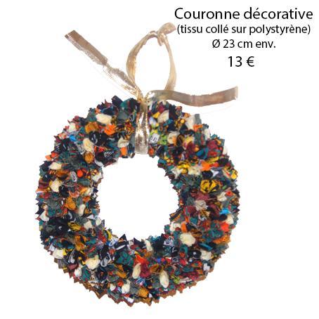 869 couronne decorative