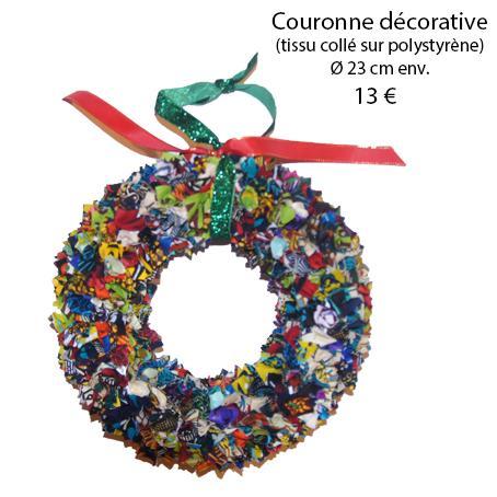 870 couronne decorative