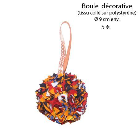 873 boule decorative 9 cm