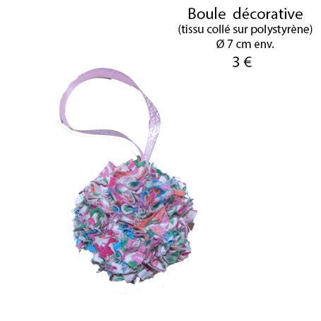 881 boule decorative 7 cm
