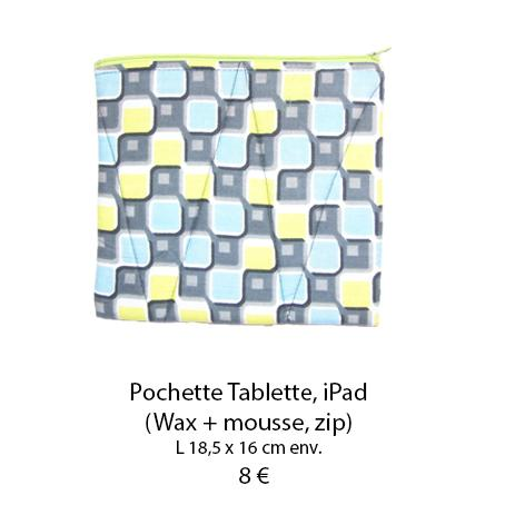 962 pochette tablette ipad