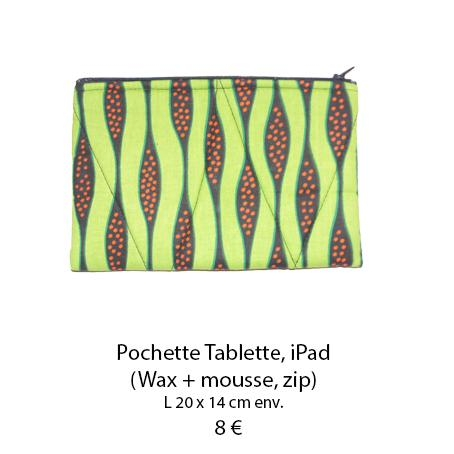 974 pochette tablette ipad