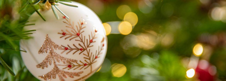 Decoration sapin boules de noel