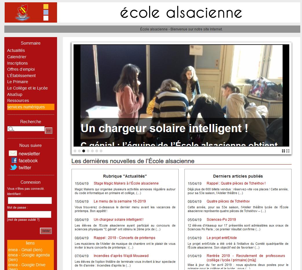 Ecole Alsacienne de Paris