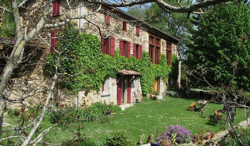 Gîte L' échappée verte à Foix