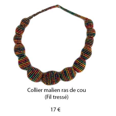 187 collier malien