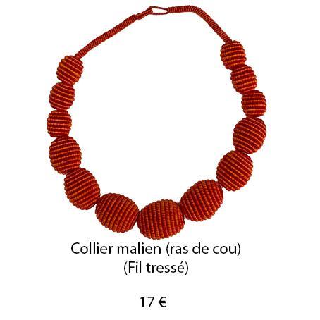189 collier malien