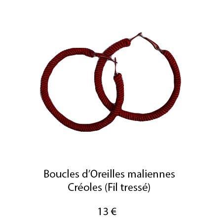 193 boucles oreilles maliennes