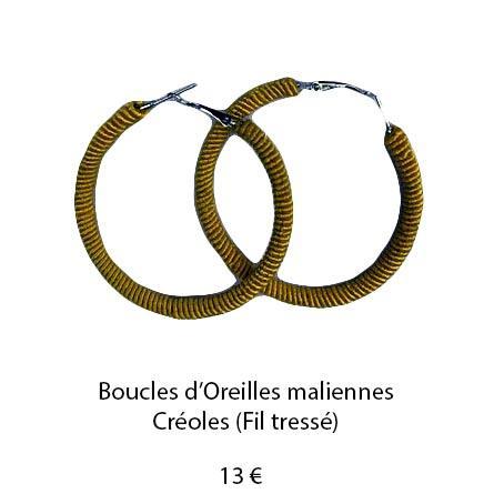 197 boucles oreilles maliennes