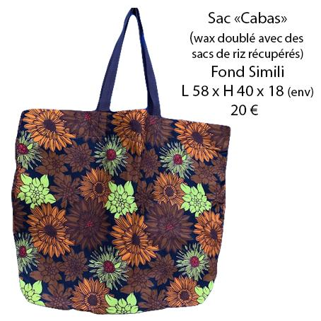 215 sac cabas