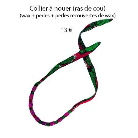 239 collier a nouer