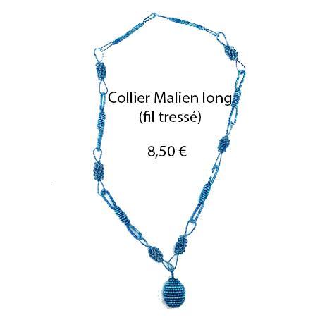 307 collier malien long