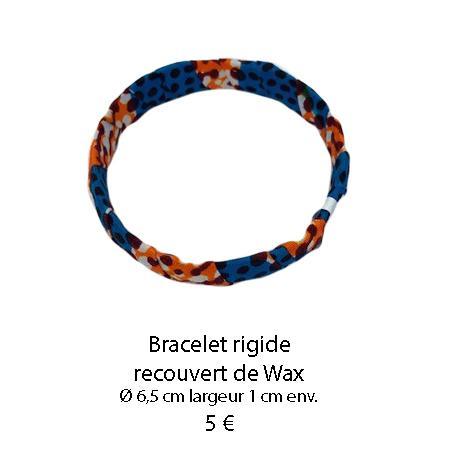358 bracelet wax