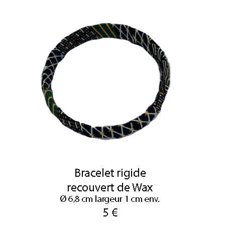 361 bracelet wax