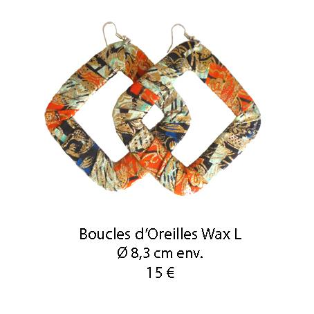 449 boucles oreilles wax