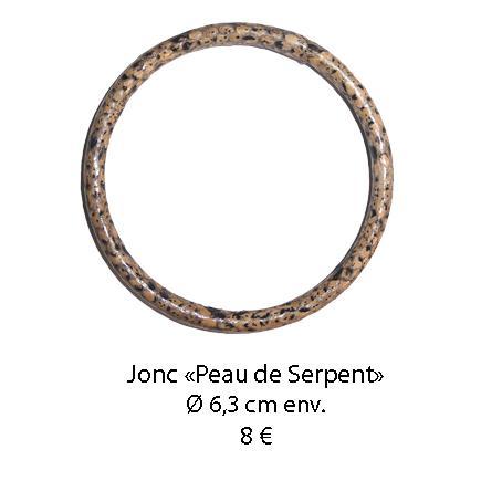 453 jonc peau de serpent