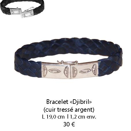 589 bracelet cuir djibril