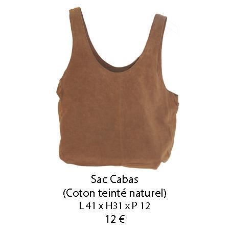 644 sac cabas coton