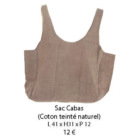 645 sac cabas coton
