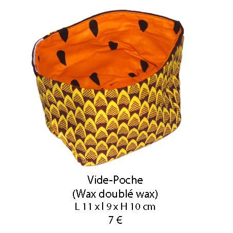 670 vide poche wax double wax