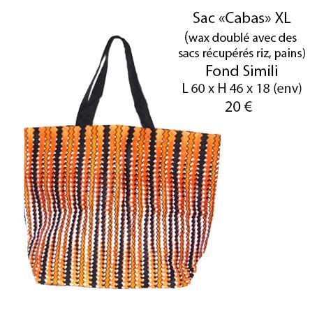 810 sac cabas xl