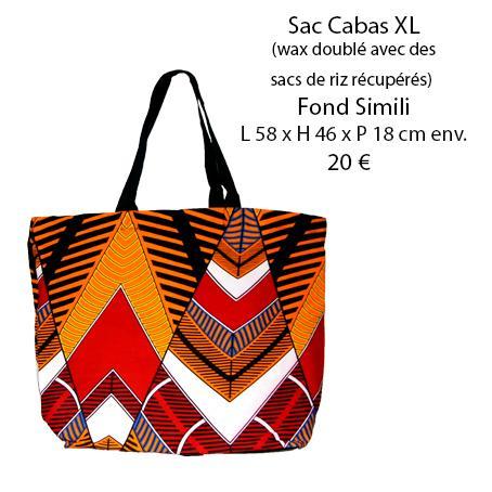 853 sac cabas xl