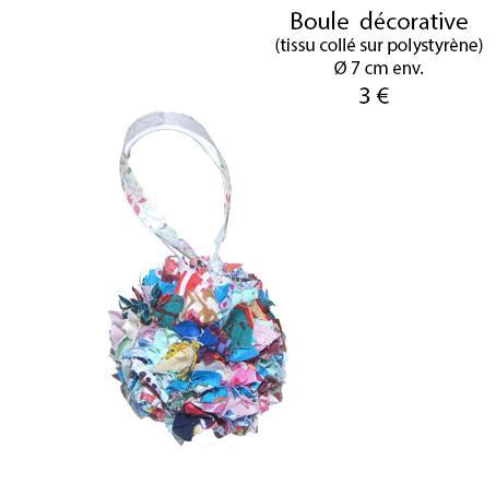 882 boule decorative 7 cm