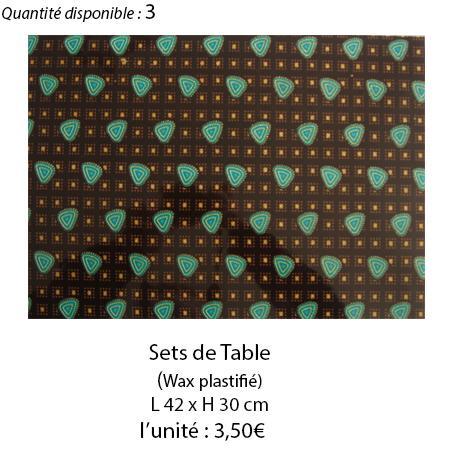 904 set de table