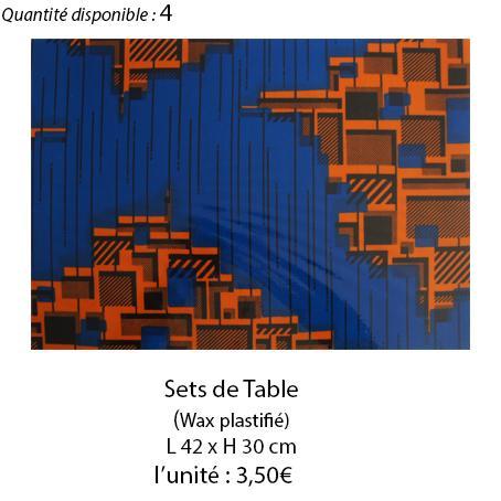 905 set de table