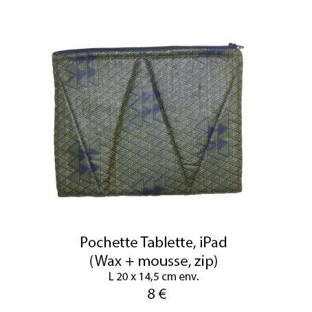 968 pochette tablette ipad
